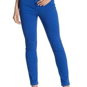 Current/Elliott Ultra High Skinny Nautical Jeans
